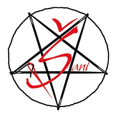 Logo Šani s.r.o. – výšivky a potisk textilu